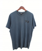 Y-3(ワイスリー)の古着「クラシックロゴTシャツ」|グレー