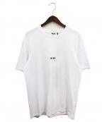 MSGM(エムエスジーエム)の古着「20SS micro logo T shirt 」|ホワイト