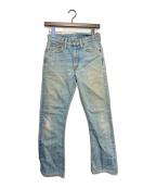 KAPITAL(キャピタル)の古着「デニムパンツ」|インディゴ