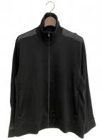 s'yte(サイト)の古着「ジップアップブルゾン」 ブラック