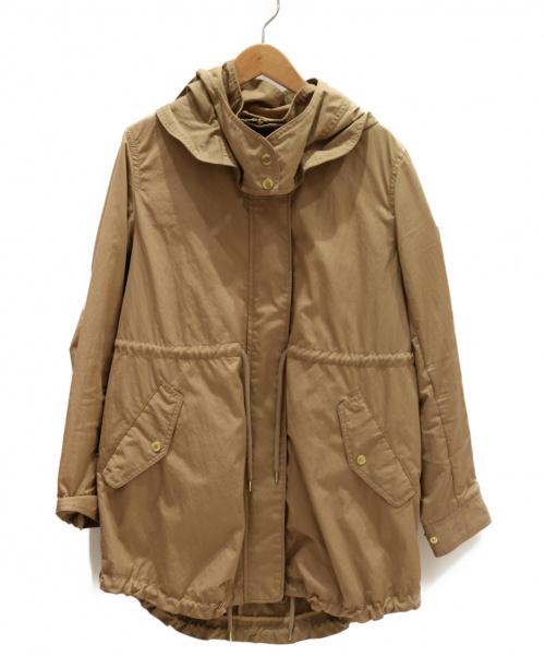 TATRAS(タトラス)TATRAS (タトラス) ダウンライナー付モッズコート ベージュ サイズ:2の古着・服飾アイテム