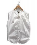 LOUIS VUITTON(ルイヴィトン)の古着「ノースリーブシャツ」|ホワイト