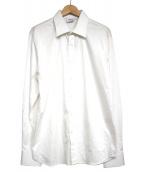 ()の古着「バックイーグルプリントシャツ」 ホワイト