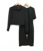 YUKI TORII(ユキ トリイ)の古着「セットアップ」|ブラック
