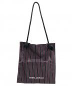 ISABEL MARANT(イザベルマラン)の古着「ロープショルダートートバッグ」|ネイビー×レッド