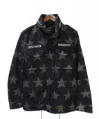 WACKO MARIA(ワコマリア)の古着「M65ジャケット」|ブラック