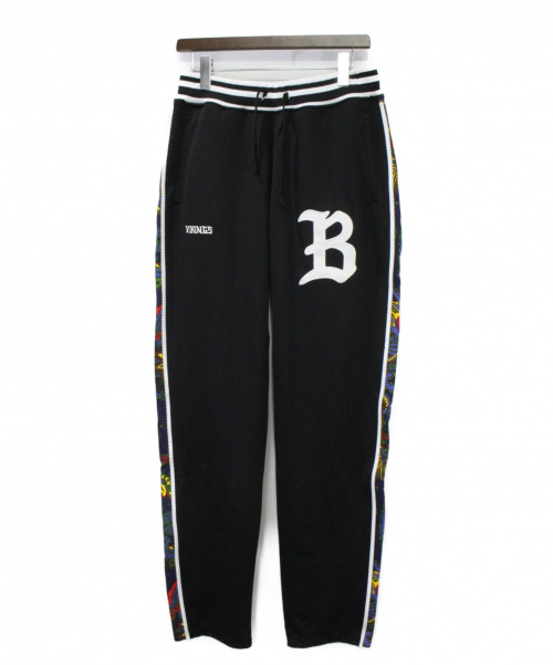 BILLIONAIRE BOYS CLUB(ビリオネアボーイズクラブ)BILLIONAIRE BOYS CLUB (ビリオネアボーイズクラブ) トラックパンツ ブラック サイズ:Mの古着・服飾アイテム