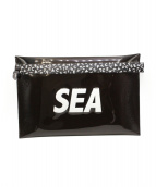 WIND AND SEA(ウィンダンシー)の古着「デバイスケース」|ブラック