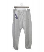 WIND AND SEA(ウィンダンシー)の古着「S-E-A SWEAT PANTS」|グレー