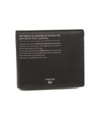 WIND AND SEA(ウィンダンシー)の古着「2つ折り財布」|ブラック
