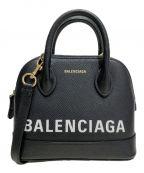 BALENCIAGA(バレンシアガ)の古着「ビルトップパンドルXXS」|ブラック