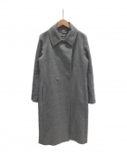 Max Mara Studio(マックスマーラ ストゥディオ)の古着「ウールコート」 グレー