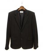 Saint Laurent Paris()の古着「パイピングジャケット」|ブラック