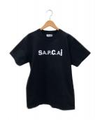 ()の古着「21SS ロゴTシャツ」|ブラック