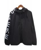 SUPREME(シュプリーム)の古着「20SS Digital Logo Track Jacket」|ブラック
