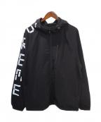SUPREME(シュプリーム)の古着「20SS Digital Logo Track Jacket」 ブラック