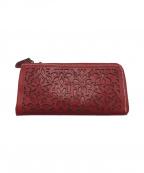DAKOTA(ダコタ)の古着「長財布」|レッド