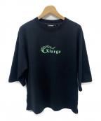 X-LARGE(エクストララージ)の古着「半袖ロゴTシャツ」|ブラック