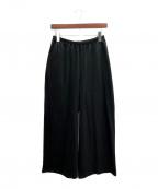 nagonstans()の古着「ワイドパンツ」|ブラック