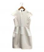 YOKO CHAN()の古着「コクーンドレス」|ホワイト