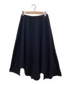 nagonstans(ナゴンスタンス)の古着「ランダムスカート」 ブラック