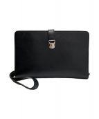 ()の古着「マルチセカンドバッグ」|ブラック