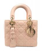 Christian Dior(クリスチャン ディオール)の古着「マイレディディオール」|ピンク
