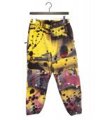 ()の古着「20SS GORE-TEX Pant」|ベージュ×パープル