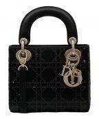Christian Dior()の古着「プレオウンド レディ ディオール」|ブラック
